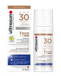 Ultrasun Face Tinted Honey SPF 30 - 50ml