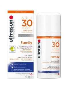 Ultrasun Family SPF 30 - 100 ml