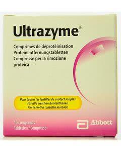 Ultrazyme Proteinentferner 10 Tabl.