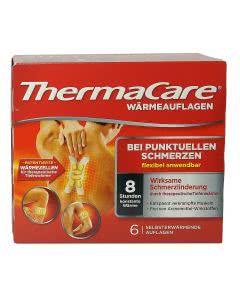 Thermacare Wärmeauflagen bei punktuellen Schmerzen - 6 Stk.