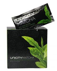 Unicity Matcha Energy Pulver - 30 Btl.