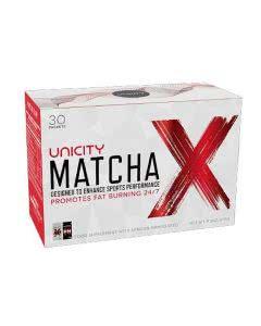 Unicity Matcha X AM/PM Duo Fatburning 24/