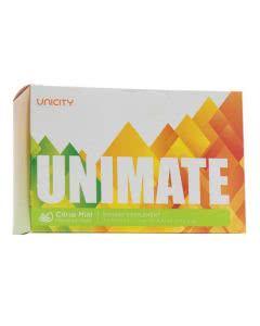 Unicity Unimate Yerba Mate - Citrus-Mint - 30 Btl.