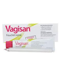 Vagisan Feuchtcreme für die Scheide hormonfrei! - 50g