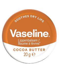 Vaseline Lippenpflege Zinndose Cocoa Butter - 20g