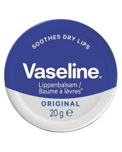 Vaseline Lippenpflege Zinndose Original - 20g