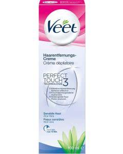 Veet Enthaarungs-Creme sensible Haut - 100ml