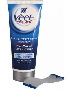 Veet for Men Haarentfernungs-Gelcreme - 200ml