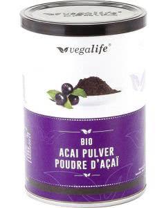 Vegalife Acai Pulver Dose - 85g
