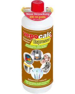 Vepocalc Espresso natürlicher Entkalker - 1000ml