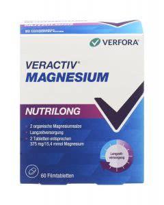 Veractiv Magnesium Nutrilong