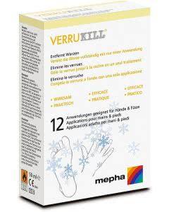 VerruKILL Mepha Warzenspray - 12 Anwendungen