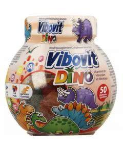 ViboVit Fruchtgummis DINO - 50 Stk.