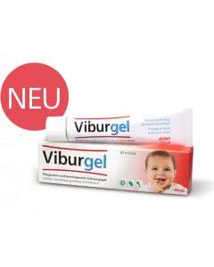 Viburgel von Heel - Zahnungsgel für Babys - 30ml