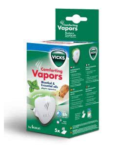 Vicks Comforting Vapors Verdunster für Steckdose VH-1700-E - 1 Set.