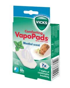 Vicks VapoPads Ersatzpads MENTHOL - 7 Stk.