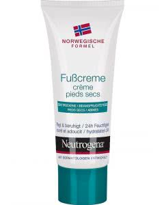 Neutrogena Foot Care Fusscreme - 100ml