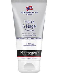 Neutrogena Hand & Nagel Creme - 75ml