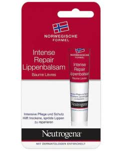 Neutrogena Intense Repair Lippenbalsam - 15ml