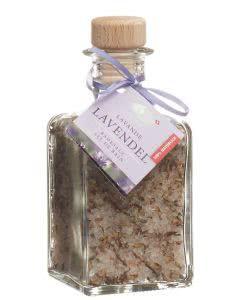 Vitabase Blütenbad Lavendel Glas konisch - 200g