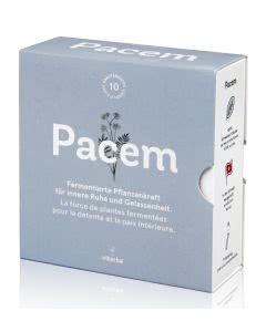 Viterba Pacem Kräutershots - Innere Ruhe und Gelassenheit - 10 Stk.