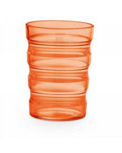 Vitility Becher Sure-Grip - orange