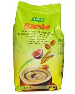 A. Vogel Bambu Früchte- und Getreidekaffee - Nachfüllbeutel 200g