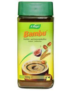A. Vogel Bambu Früchte- und Getreidekaffee - Glas 100g