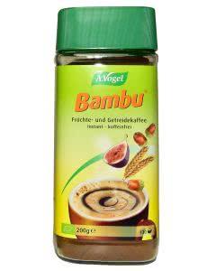 A. Vogel Bambu Früchte- und Getreidekaffee - Glas 200g