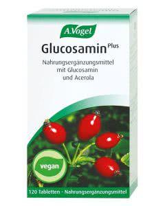 A. Vogel - Glucosamin plus - mit Hagebuttenextrakt - 120 Tabl.