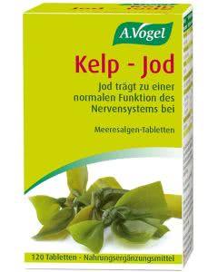 A. Vogel - Kelp Jod - 120 Tabl.