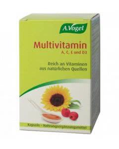A. Vogel - Multivitamin Kapseln - 60 Kaps.