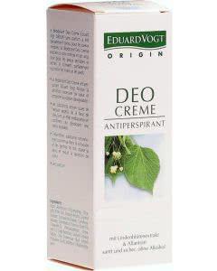 Eduard Vogt Deo - Creme parfumiert - 40ml