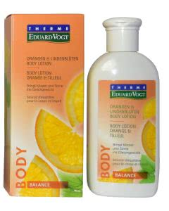 Vogt Therme Balance Orangen-Lindenblüten Body Lotion - 200ml