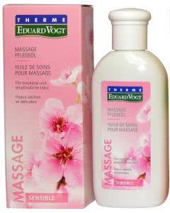 Vogt Therme Massage-Oel Sensible für empfindliche Haut - 100ml