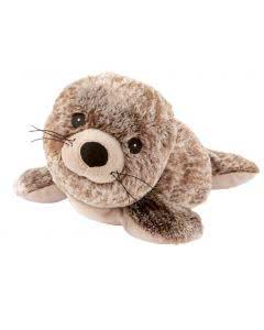 Warmies Beddy Bear Wärme Stofftier - Robbe braun - 1 Stk.