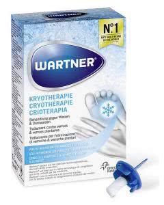 Wartner Kryotherapie gegen Warzen - Vereiser-Spray auch Dornwarzen - 50ml