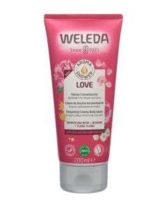Weleda Aroma Shower Love - 200 ml