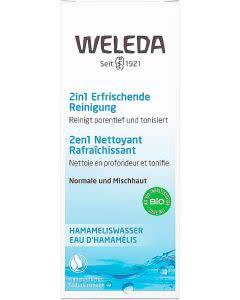 Weleda 2in1-Reinigung - 100 ml