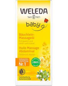 Weleda Bäuchlein-Massageöl  - 50 ml