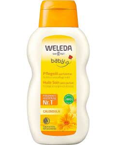Weleda Calendula Pflegeöl parfümfrei - 200 ml
