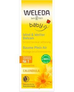 Weleda Calendula Wind- und Wetterbalsam - 30 ml