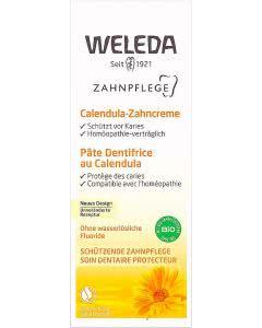 Weleda Calendula Zahncreme - 75 ml
