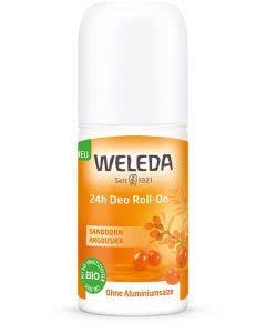 Weleda 24h Deo Roll on - Sanddorn - 50ml