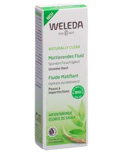 Weleda Naturally Clear Mattierendes Fluid - 30ml