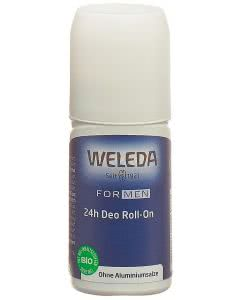 Weleda 24h Deo Roll on - For Men - 50ml