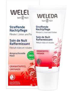 Weleda Granatapfel Straffende Nachtpflege - 30 ml