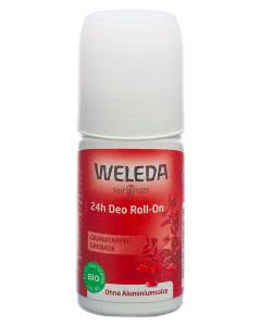 Weleda 24h Deo Roll on - Granatapfel - 50ml