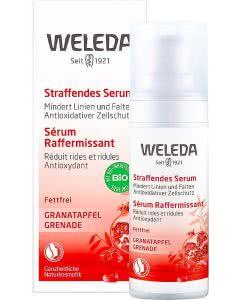 Weleda Granatapfel straffendes Serum - 30ml