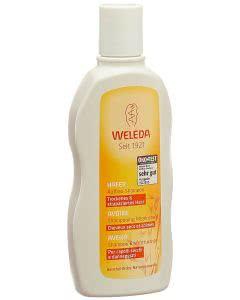 Weleda Hafer Aufbau-Shampoo - 190 ml